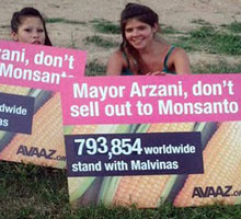 Megausina da Monsanto: autorização revogada!!
