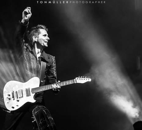 FOTOS: MUSE - Show intenso no HSBC Arena!