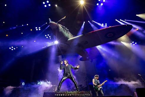 🔥 Iron Maiden • Porto Alegre 📸 cifracl