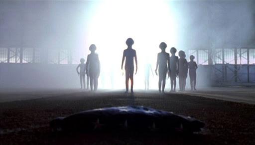 A Ameaça Alienígena