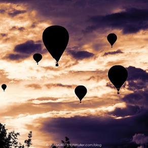 FOTOS: 30° Festival de Balonismo de Torres