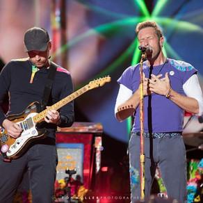 FOTOS: Coldplay faz show surreal para 59 mil fãs em Porto Alegre