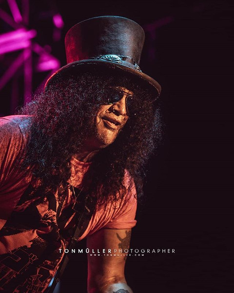 🎩 Slash • Live at Porto Alegre • cifrac