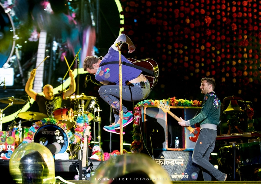 Coldplay © Ton Müller