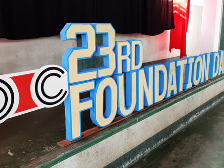 Victorious 23rd Foundation Day