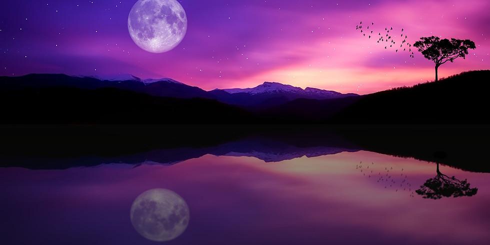 Full Moon Meditation & Reiki Circle