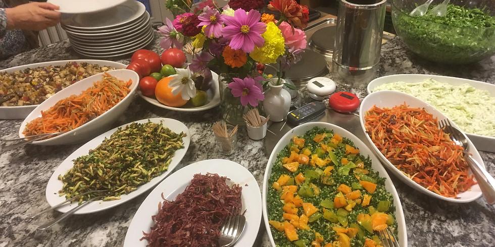 Kulinarische Entdeckungsreise > 30.08.-01.09.2019