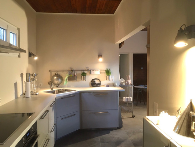 Somarelli Guesthouse Küche