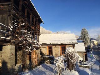 Rustico Campiroi im Winter
