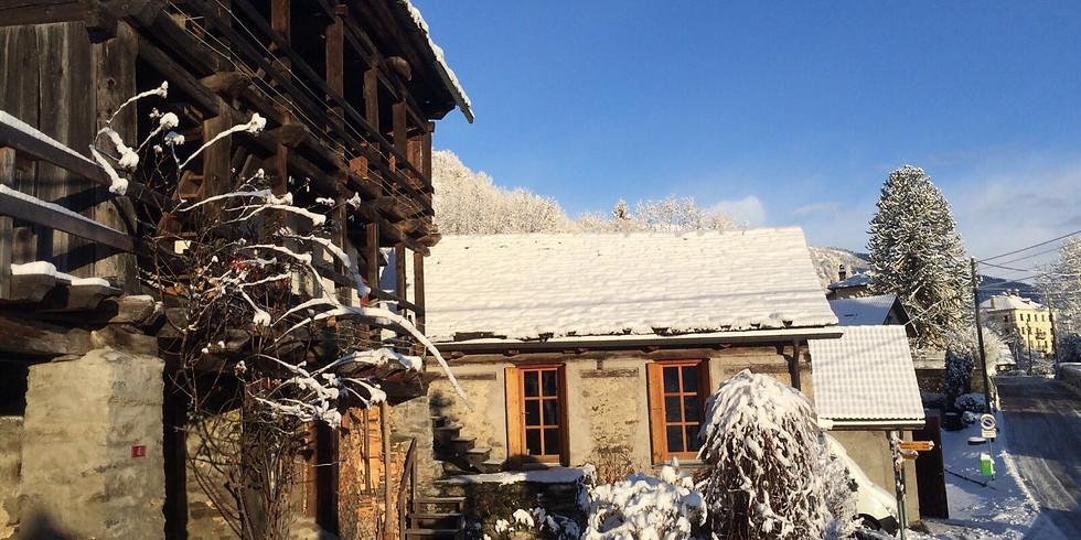 Lust auf winterliche Ruhe in Cumiasca? > zwischen Dez. 17 und März 18