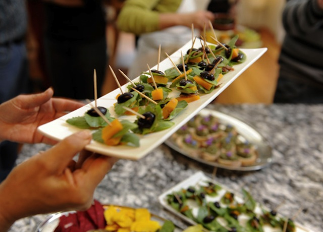 Kulinarische Momente