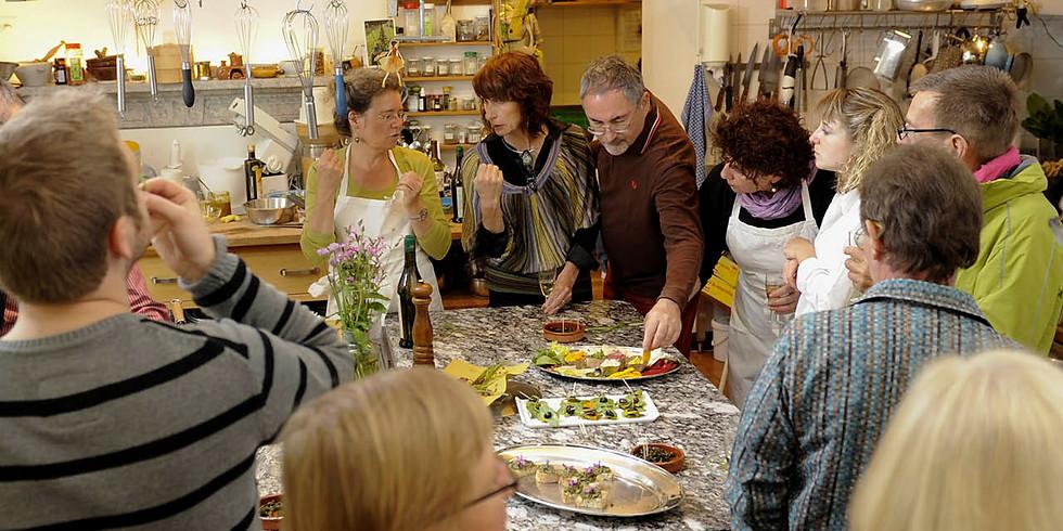 Scoperte culinarie con i somarelli > 30.06. -02.07.18