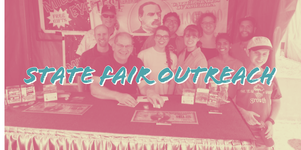 State Fair Outreach
