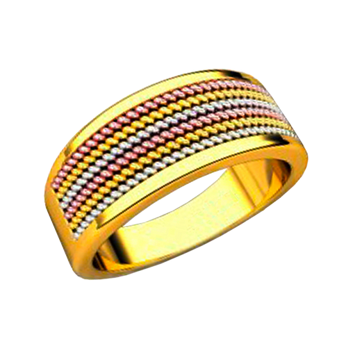 Gold Ring - 019