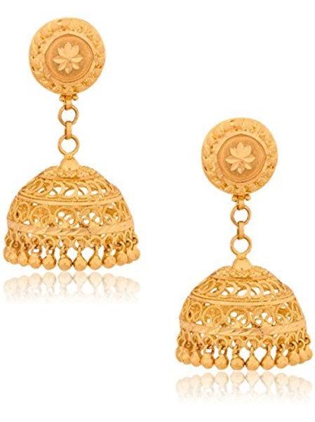 Gold Earring 013
