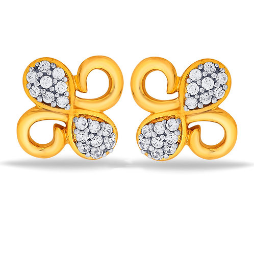 Diamond Earring 020