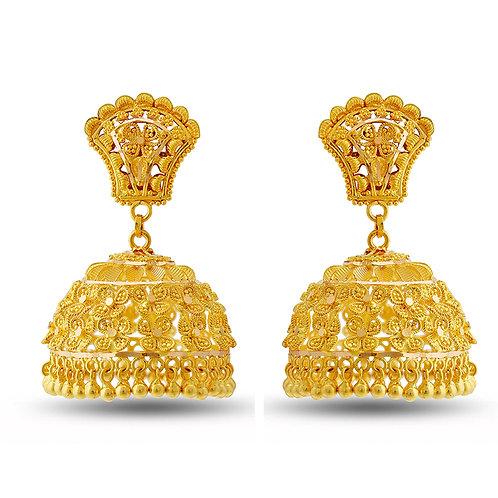 Gold Earring 027