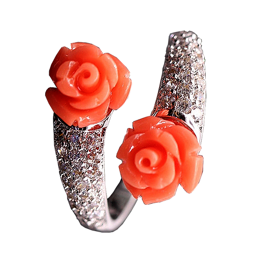 Coral Ring - 014