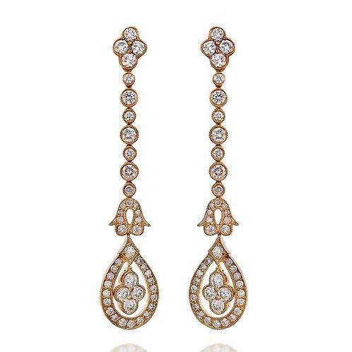 Diamond Earring 008