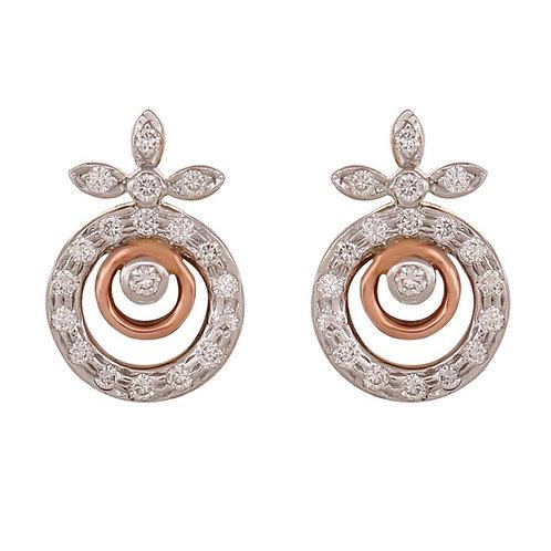Diamond Earring 004