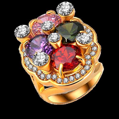 Flower Ring - 032