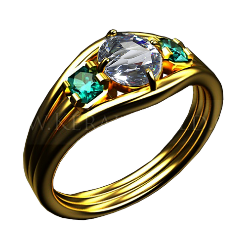 Diamond Ring - 023