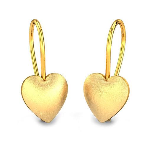 Gold Earring 026