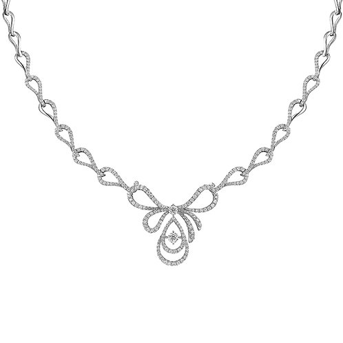 Diamond Necklace 009