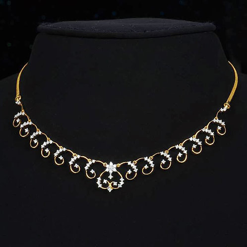 Diamond Necklace 023