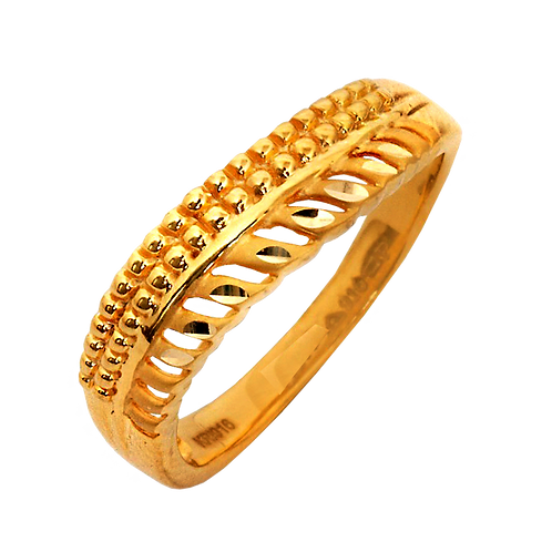 Gold Ring - 021