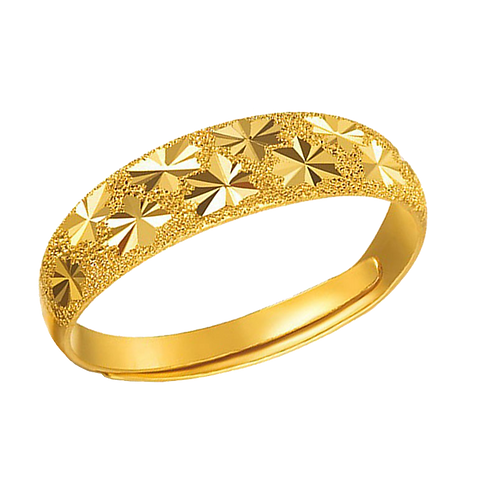 Lady Gold Ring - 007