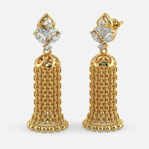 Diamond Earring 022