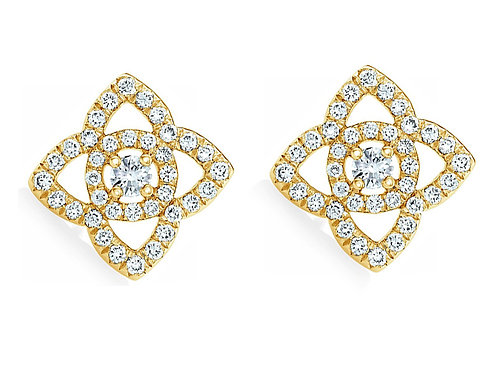 Diamond Earring 011
