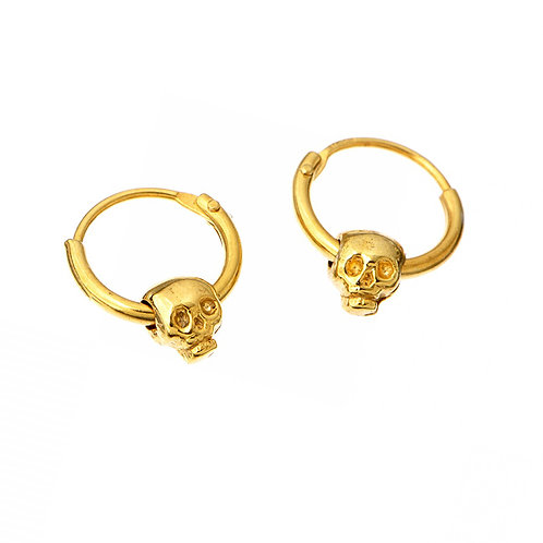 Gold Earring 017