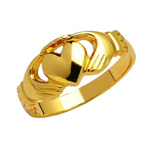 Lady Gold Ring - 010