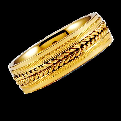 Gold Ring - 033