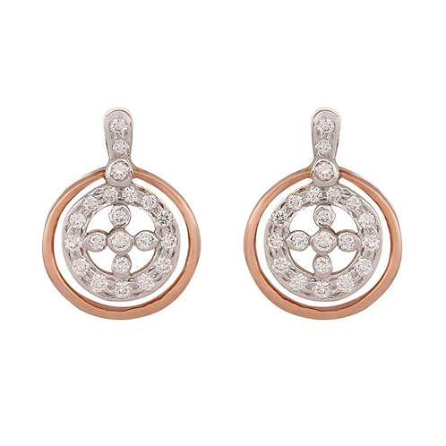 Diamond Earring 027