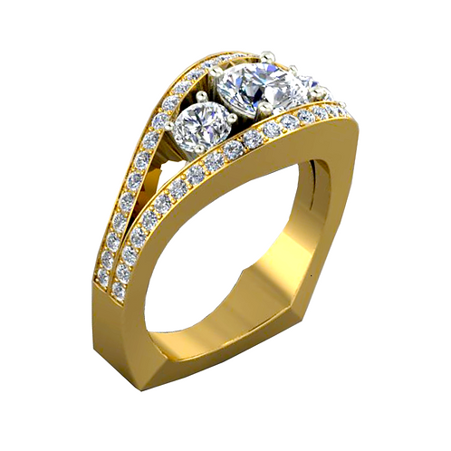 Diamond Ring - 026