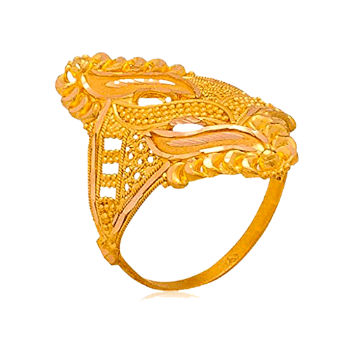 Lady Gold Ring - 033