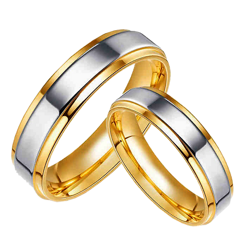 Couple Ring - 004