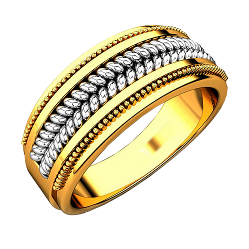 Gold Ring - 028