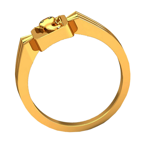 Gold Ring - 023