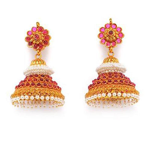Gold Earring 032