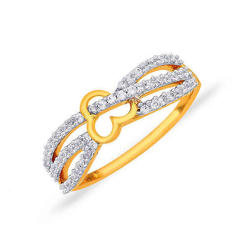 Ladies Diamond Ring _ 0100