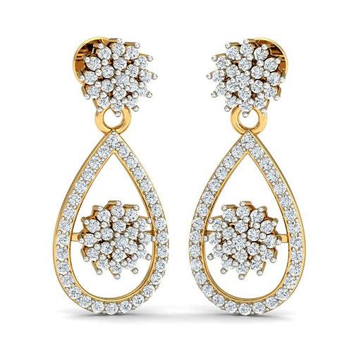 Diamond Earring 047