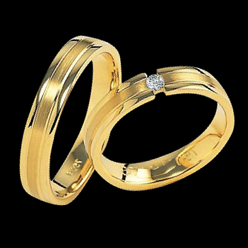 Couple Ring - 001