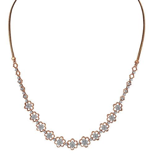 Diamond Necklace 011