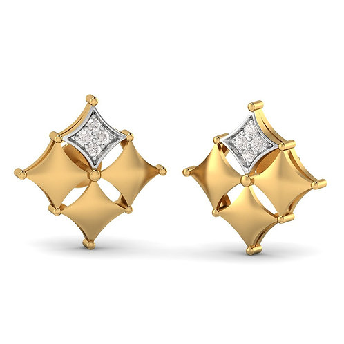 Diamond Earring 012
