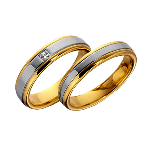 Couple Ring - 002