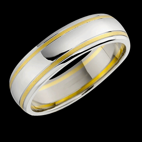 Gold Ring - 010